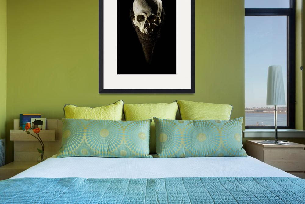 """""""Skull Stand 2&quot  (2010) by JacobMeudtPhotography"""