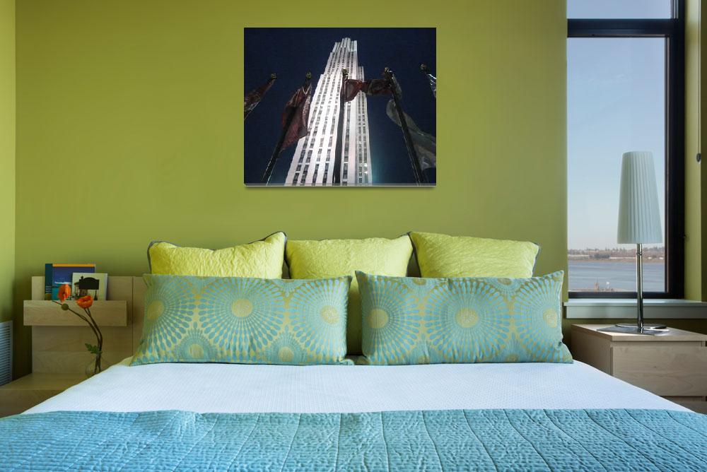 """Rockefeller Center&quot  by staceydunn"