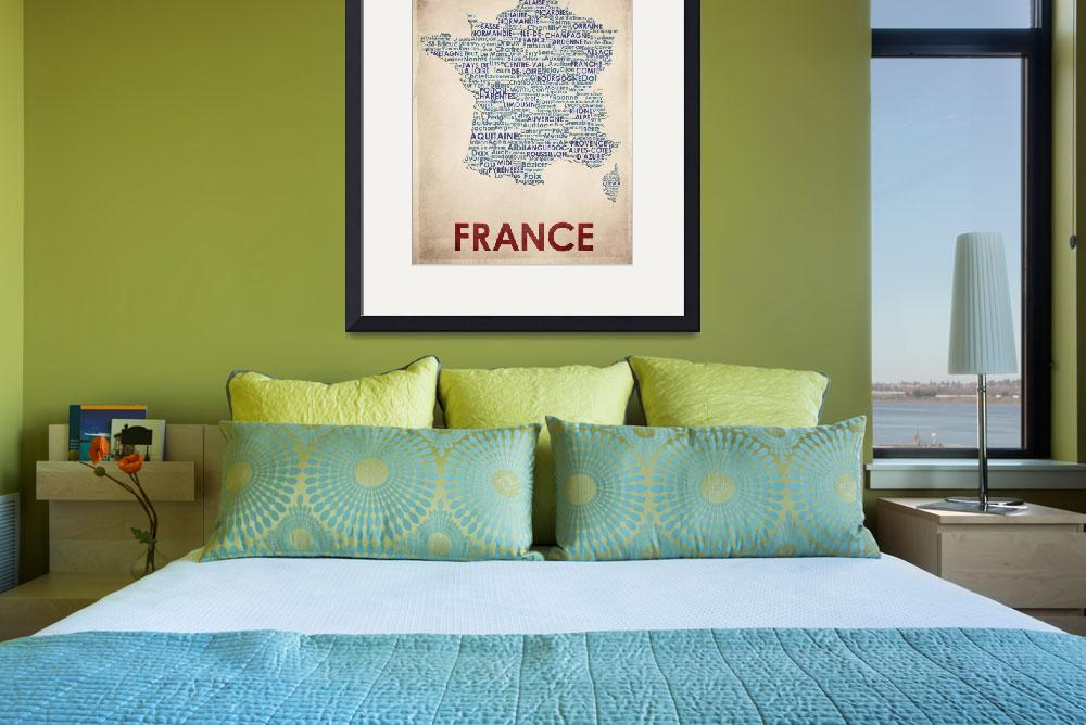 """France&quot  by artlicensing"