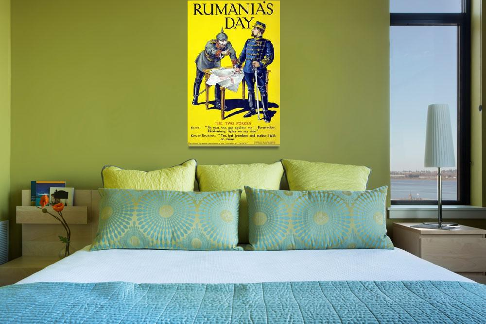 """""""Rumanias Day""""  by fineartmasters"""