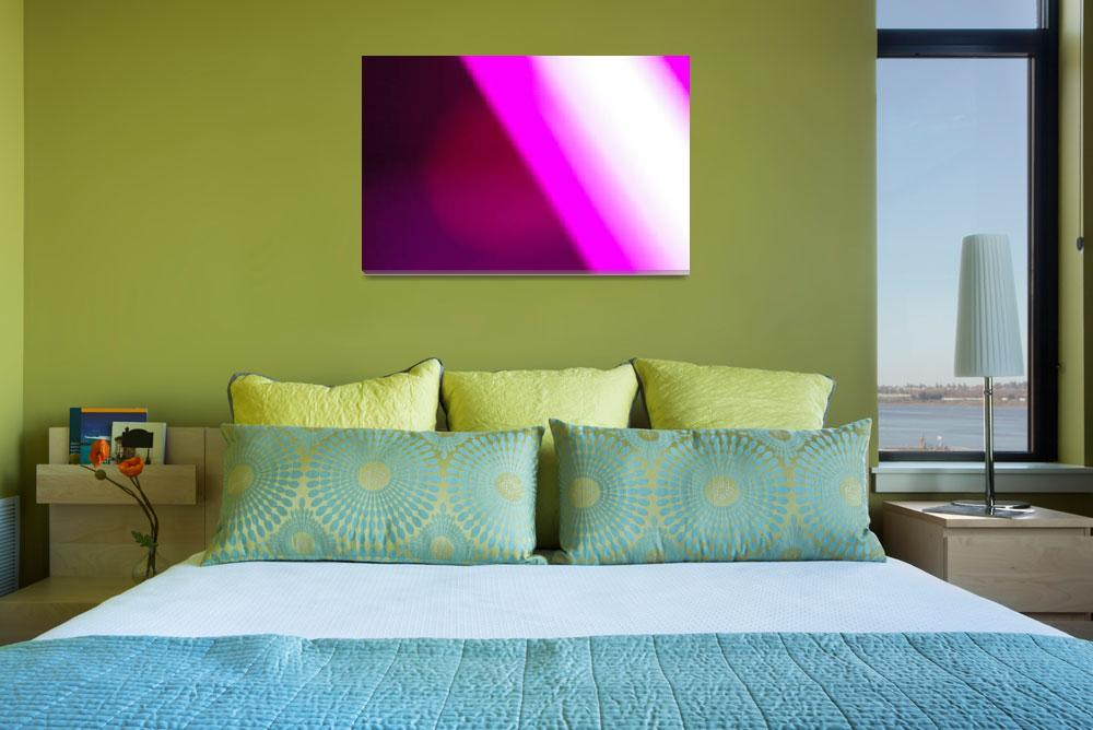 """""""Pink Light&quot  (2008) by apilk"""
