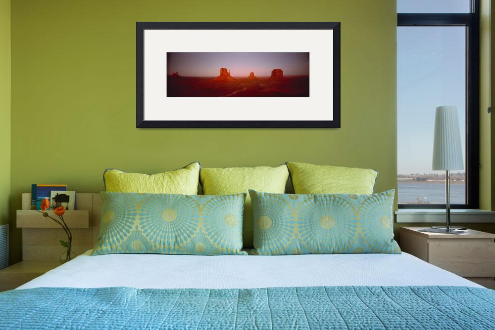 """""""Monument Valley AZ""""  by Panoramic_Images"""