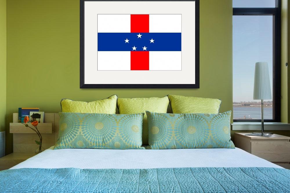 """""""Netherlands Antilles&quot  by tony4urban"""