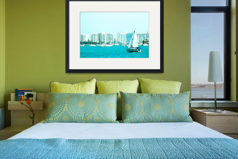 """""""Miami&quot  by ideaproductions"""