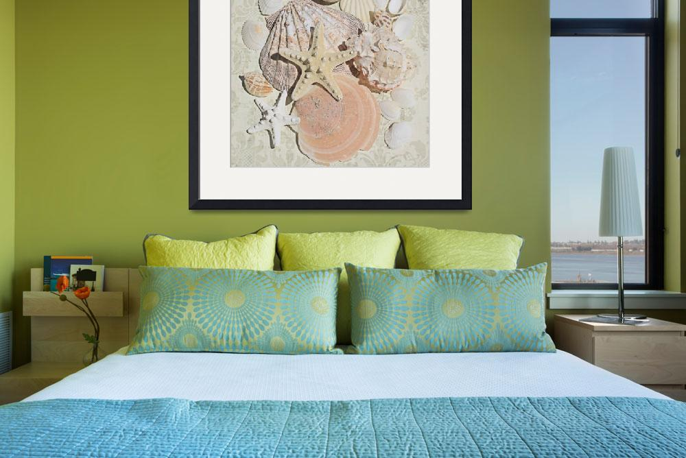 """""""ORL-5223-1 BEACH DECOR NAUTICAL&quot  by Aneri"""