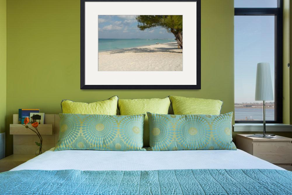 """Cayman Islands : Seven Mile Beach Mornings&quot  by RonScott"