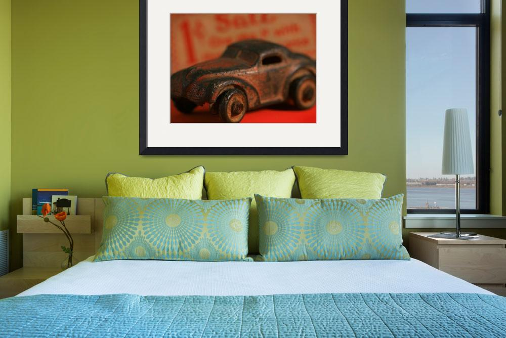 """""""One Cent Car&quot  (2012) by newimage"""