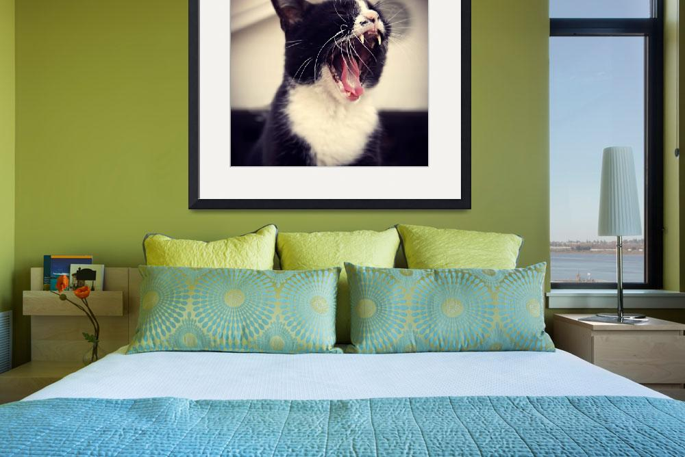 """""""Yawn Like You Mean It&quot  (2012) by pmistric"""