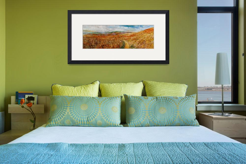 """""""Blue Ridge Mountains&quot  by creese"""