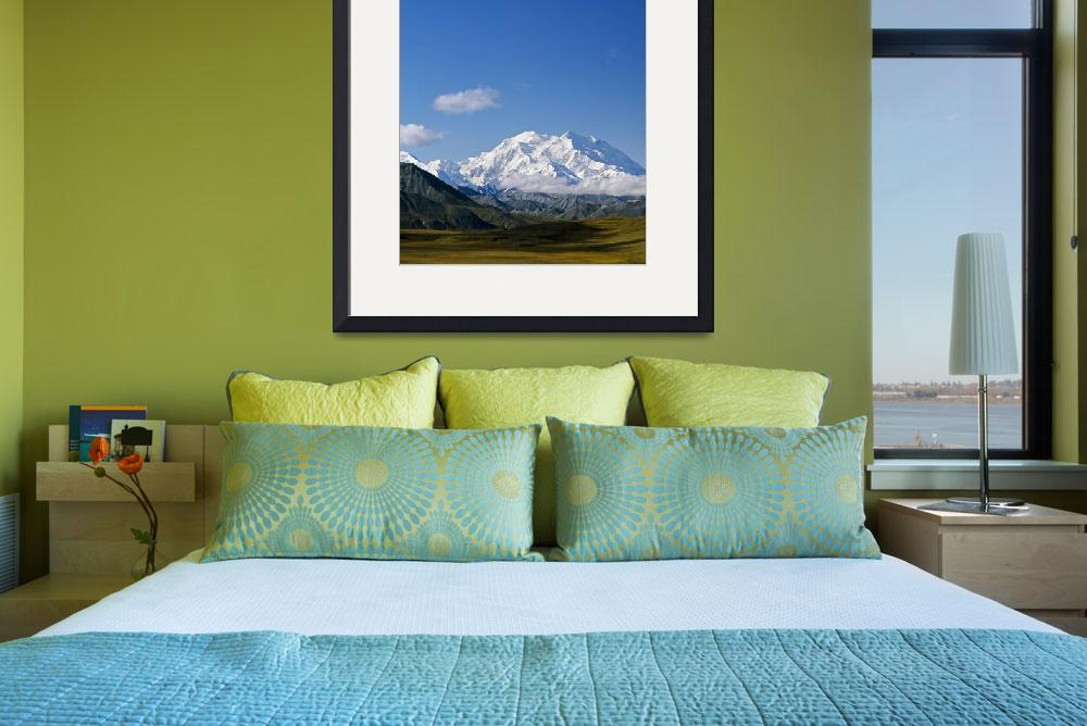 """""""Mount McKinley massif&quot  by Panoramic_Images"""