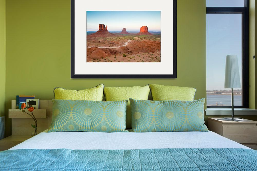 """""""Monument Valley Navajo Tribal Park, Utah&quot  by canbalci"""