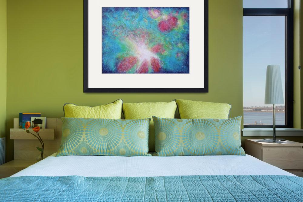 """""""Young Stars in Omega Nebula&quot  (2012) by AlinaDeutsch"""