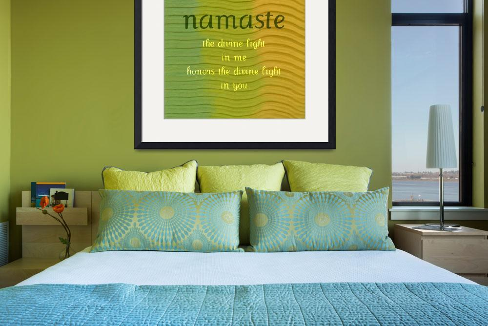 """""""Namaste 2&quot  (2013) by Michelle1991"""