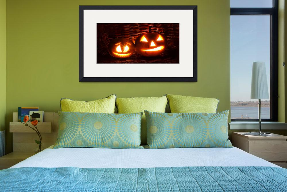 """two pumpkins""  (2009) by SMatveev"