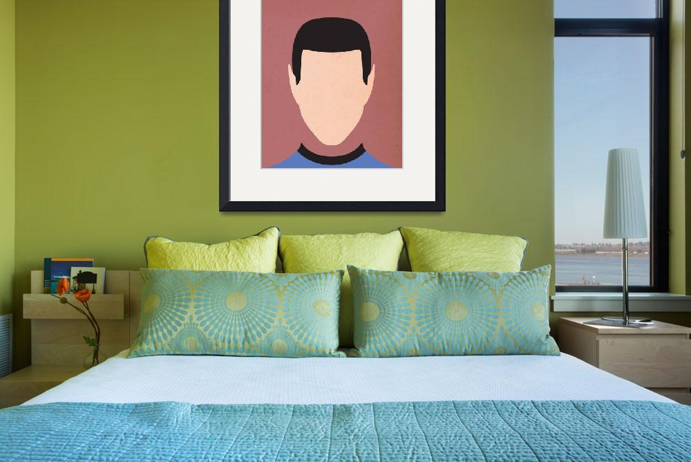 """Mr Spock&quot  (2011) by Capeltone"