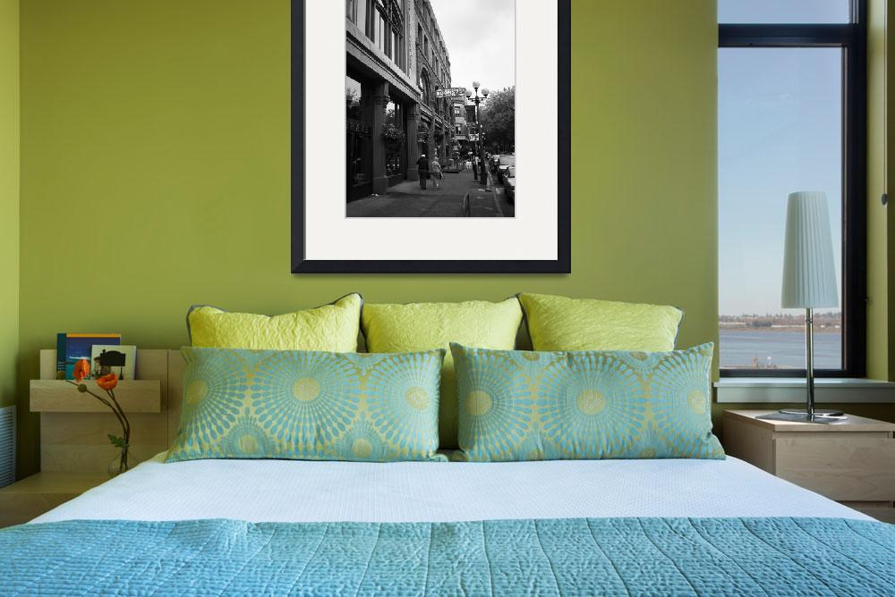 """""""Seattle Cheap Hotel&quot  (2007) by Ffooter"""