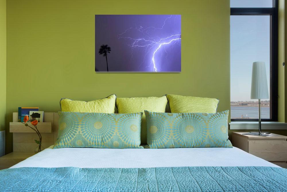 """Tropical Thunderstorm Night&quot  (2013) by lightningman"