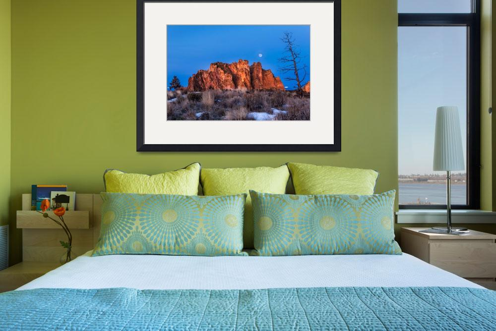 """""""Smith Rock State Park&quot  (2017) by steve30408"""