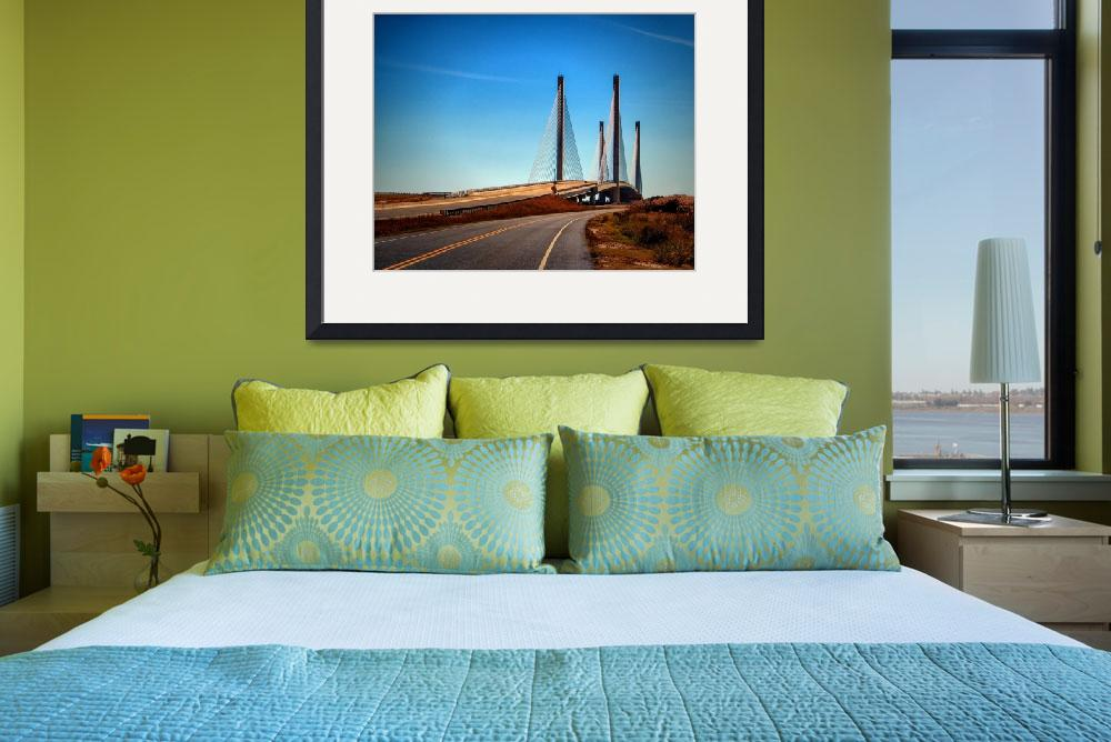 """""""North Approach to the Indian River Inlet Bridge""""  by travel"""