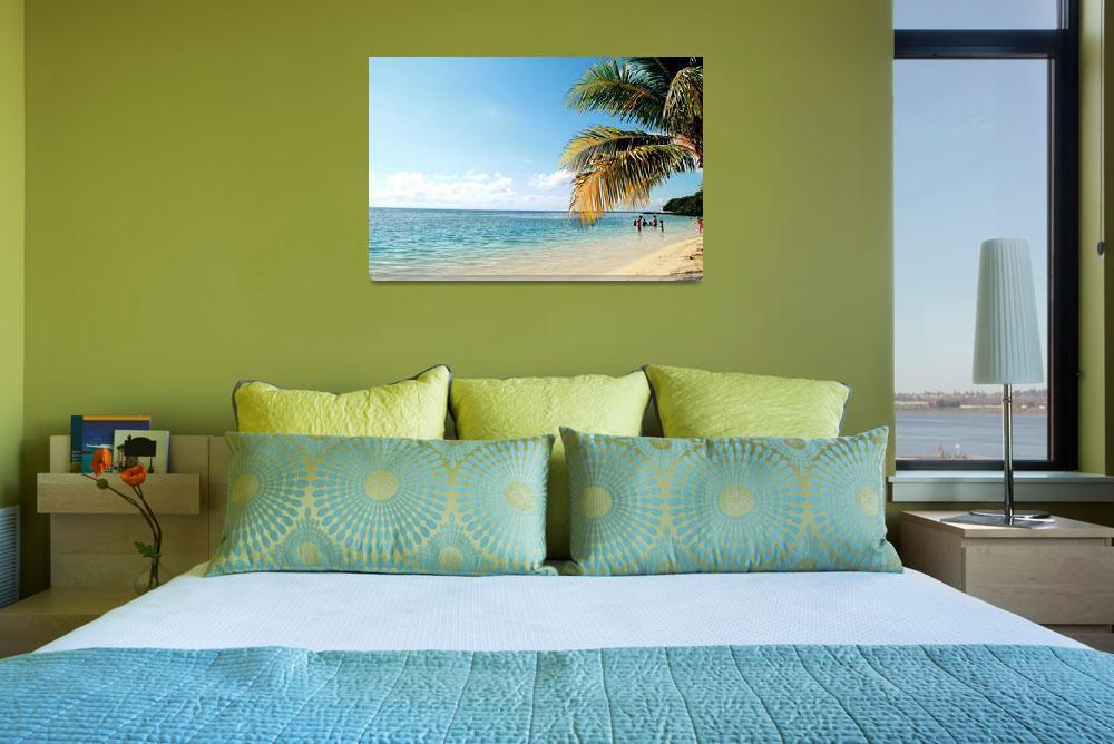 """Tropical Paradise""  (2010) by kmwhite27"