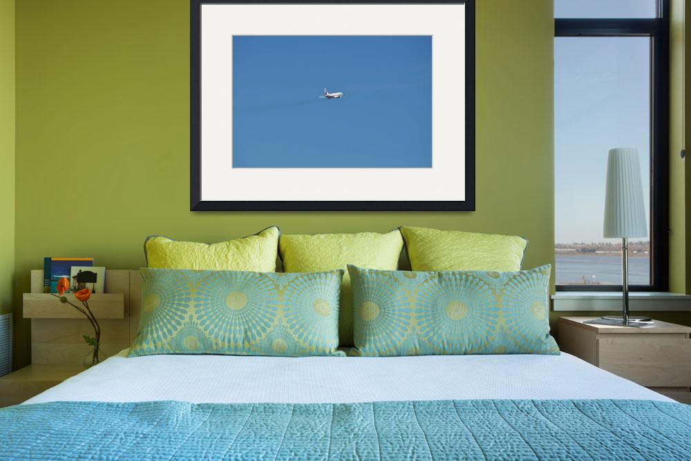 """""""Boeing 737-200&quot  (2011) by michaelgregory"""