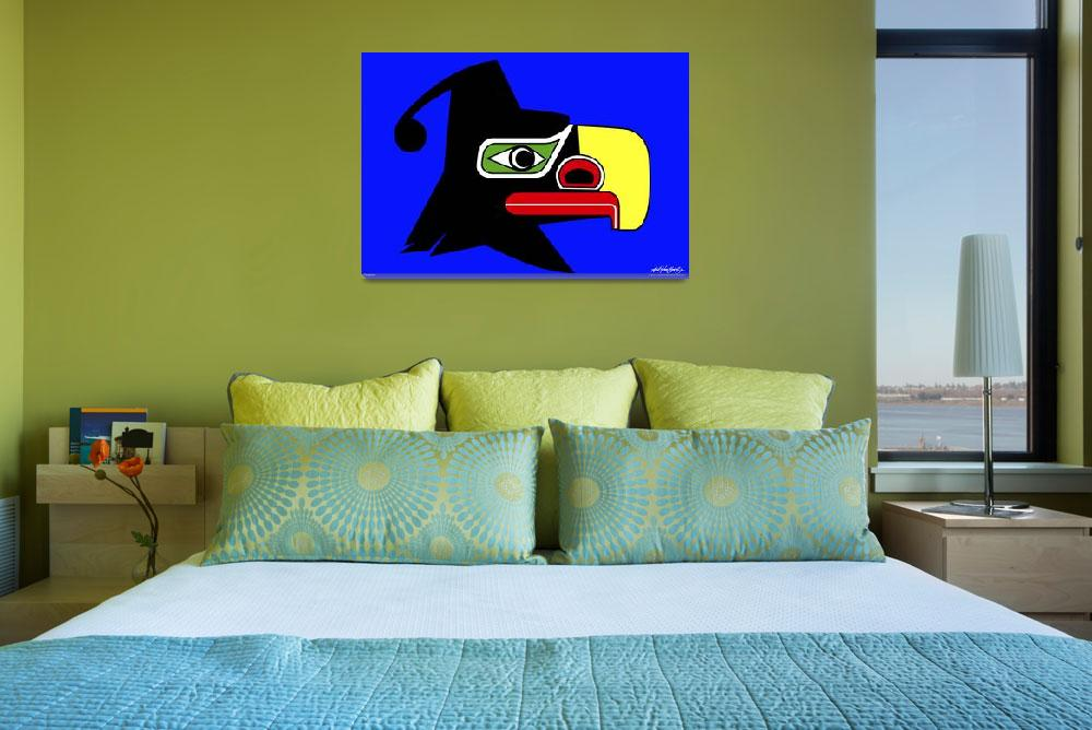 """""""Thunderbird - Art Gallery Selection&quot  by Lonvig"""