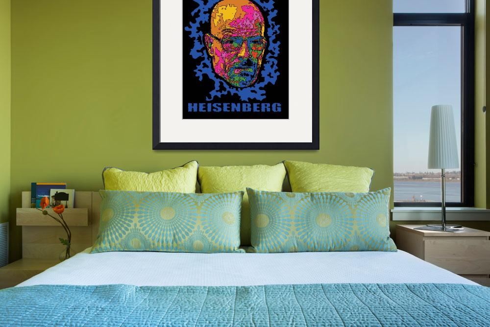 """redbubble-heisenberg&quot  by RichDelux"