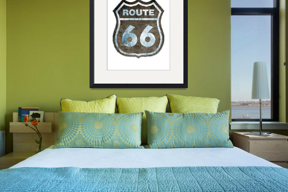 """""""Route 66&quot  by IndianSummer"""