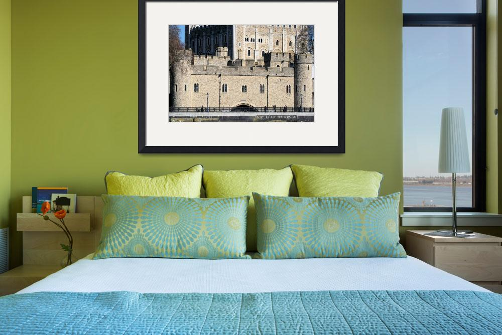 """""""Tower of London 3&quot  by rhallam"""