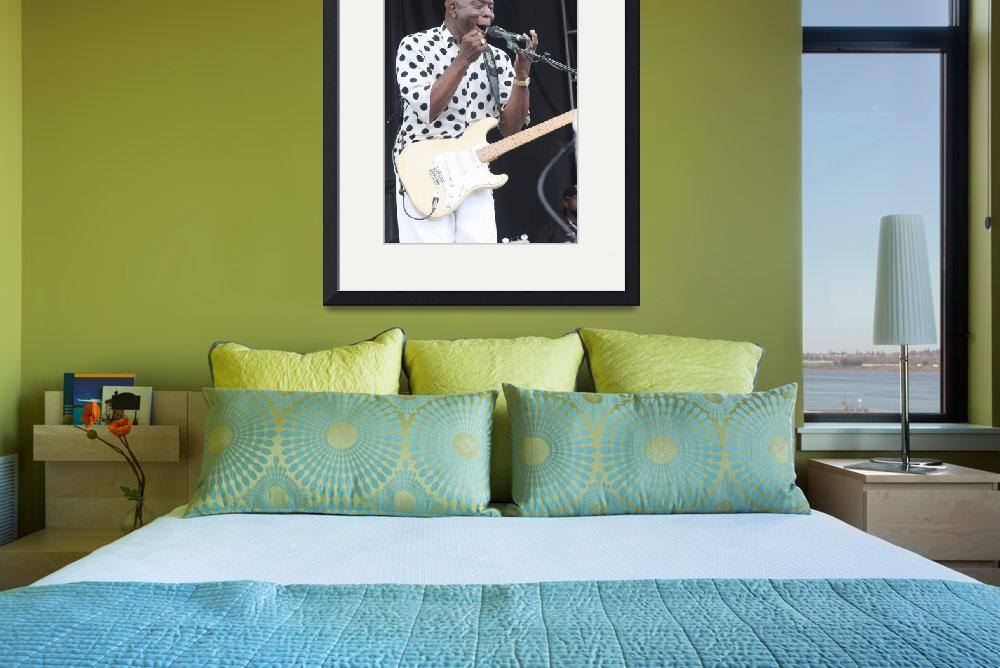 """""""Guitarist Buddy Guy""""  by FrontRowPhotographs"""