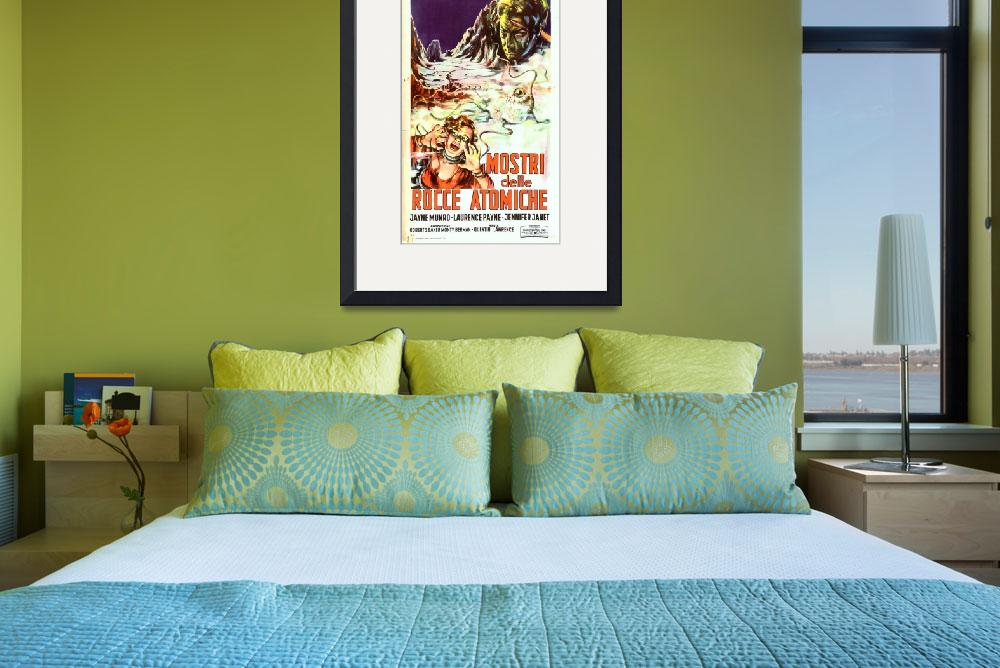 """631Posters Movie Poster Framed Print&quot  by LifeHack"