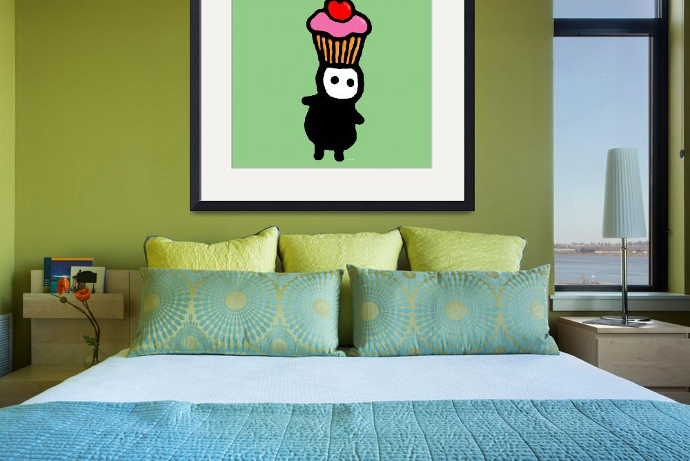 """""""cupcake&quot  (2011) by jeanninemax"""