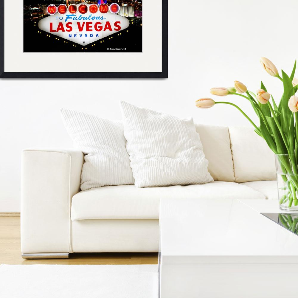"""Welcome to Las Vegas, Nevada""  (2006) by brandnameusa"
