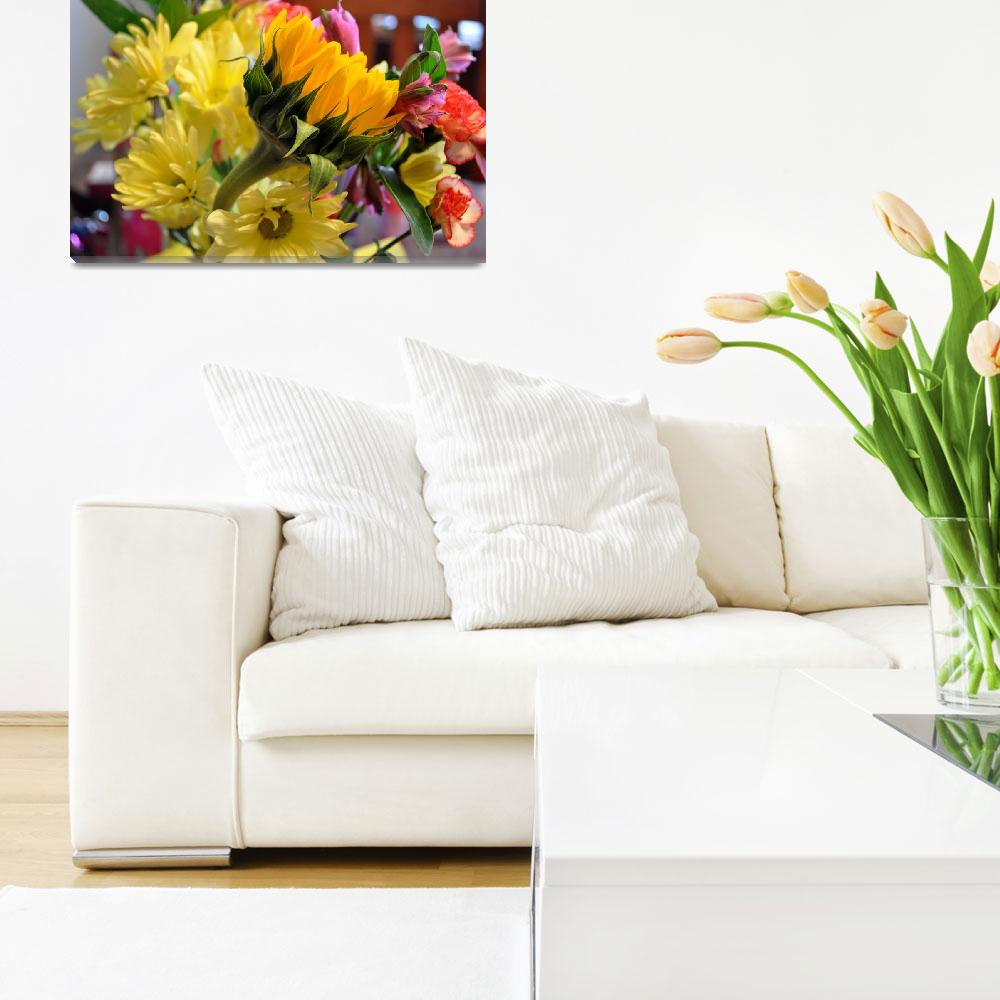 """""""Birthday Bouquet""""  (2013) by artographic66"""