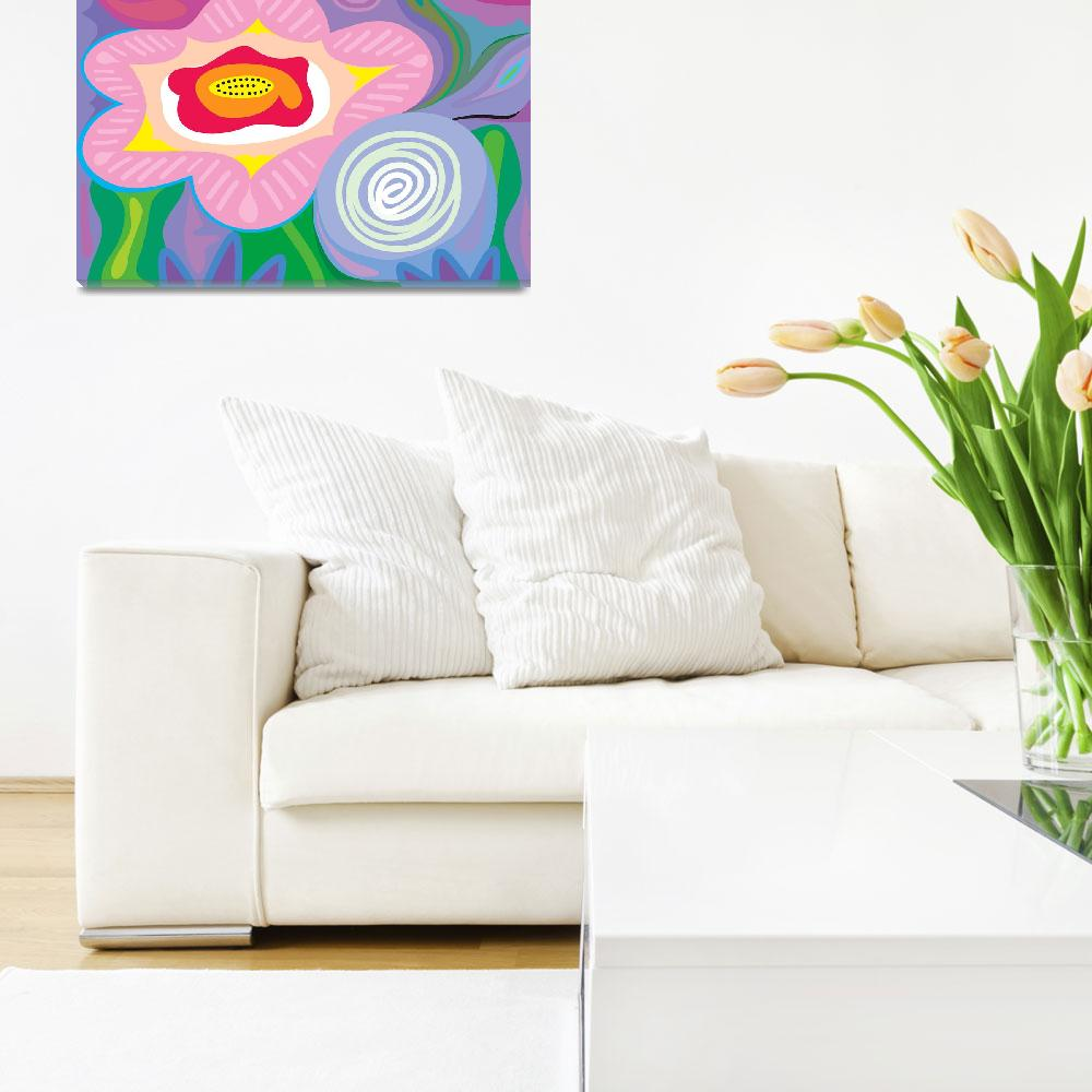 """""""Floral""""  (2013) by charker"""