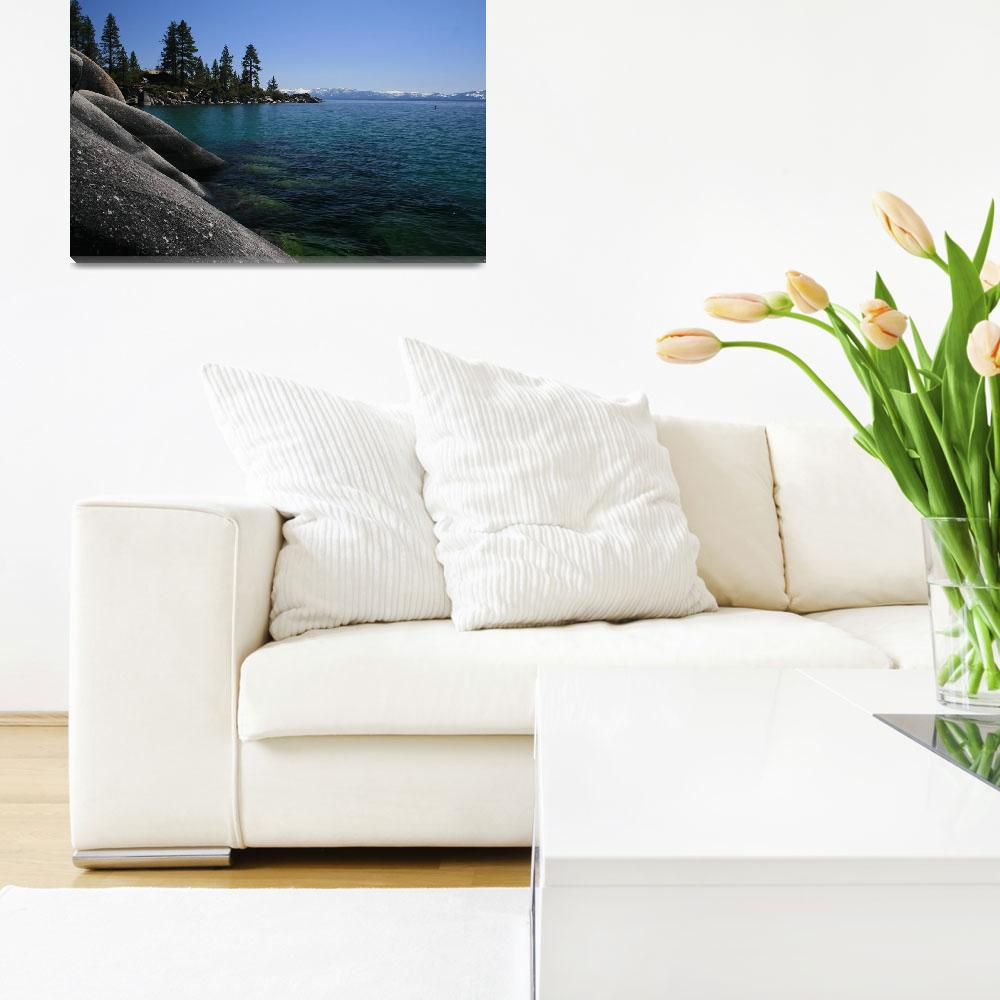 """""""Lake Tahoe Photography Art&quot  by jessicanoelle"""