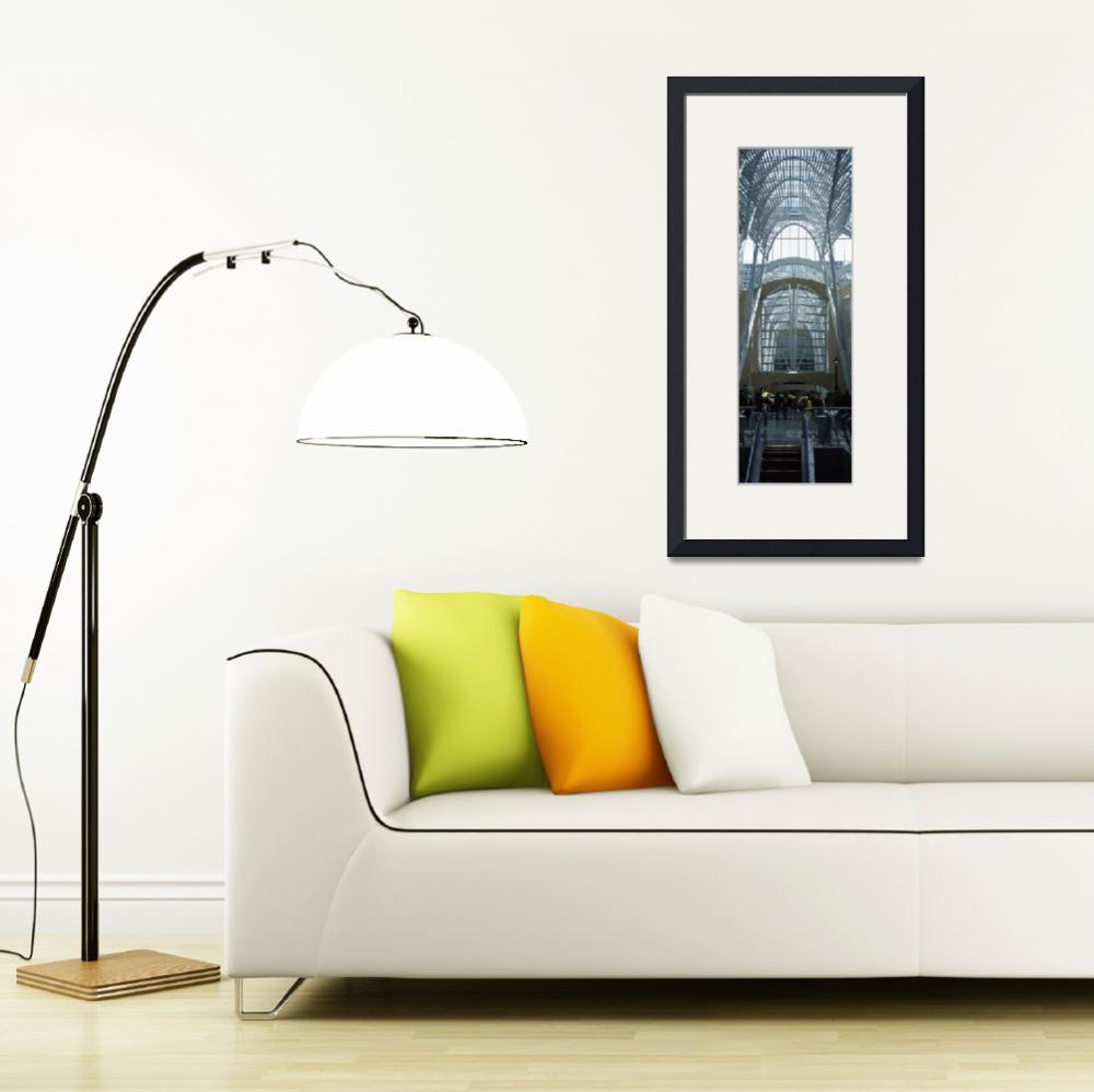 """""""Interiors of a building&quot  by Panoramic_Images"""