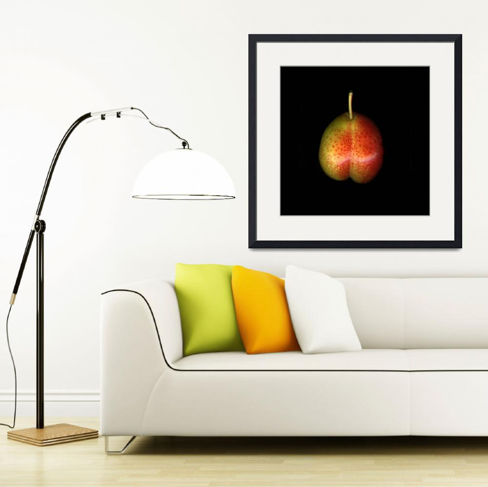 """""""Cosmic Pear&quot  (2008) by CSlanecPhoto"""