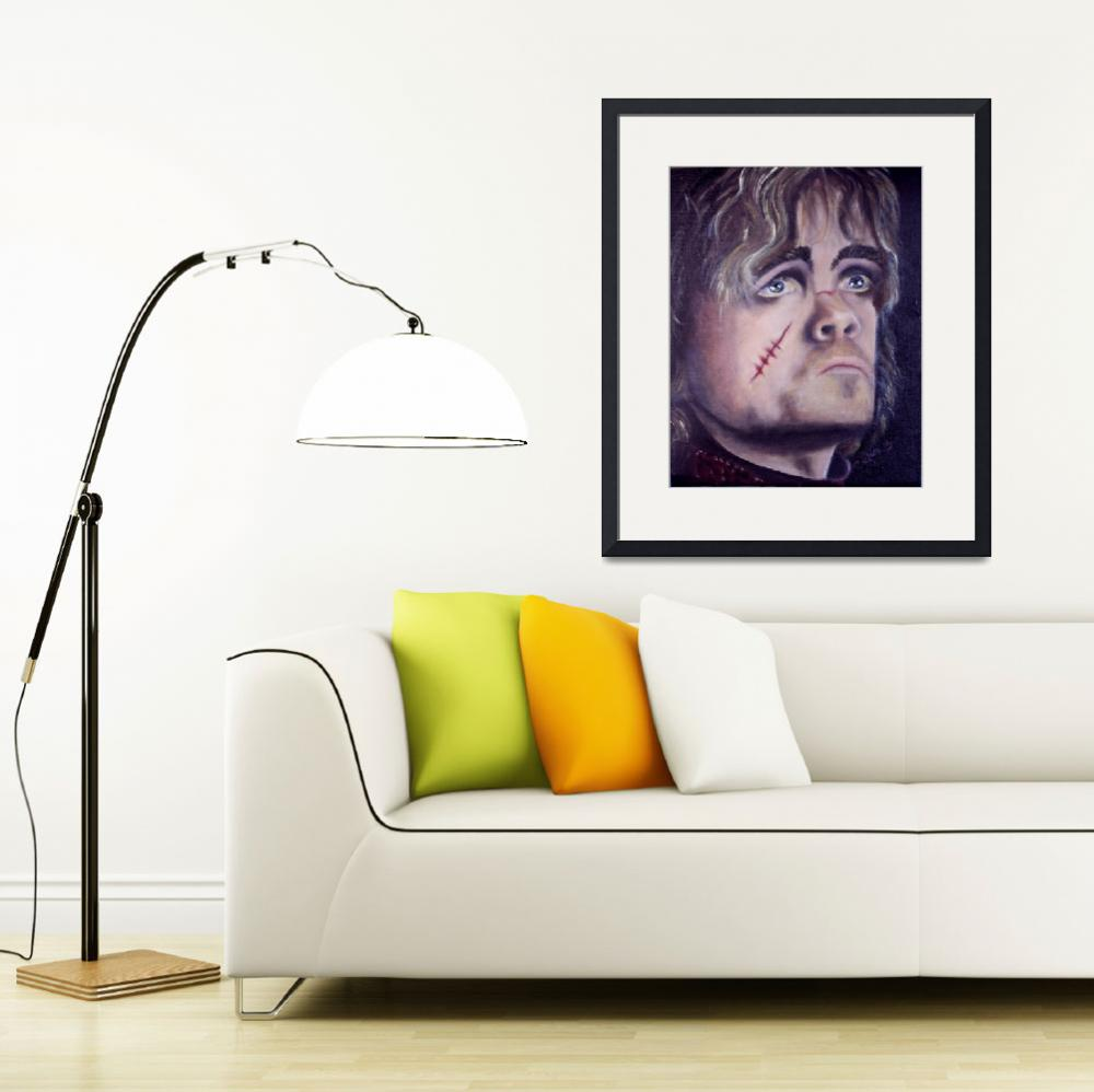"""""""Tyrion by Sandy Clifton&quot  (2013) by cliftondesigns"""
