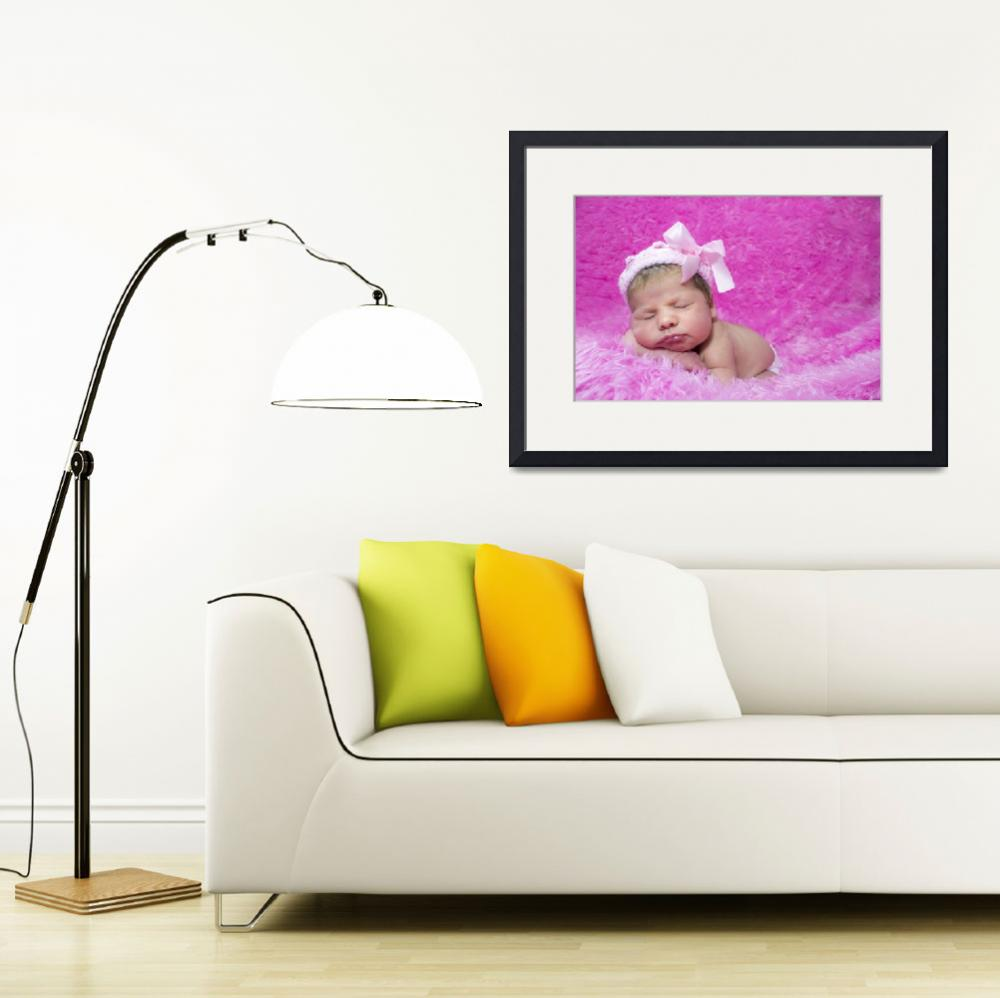 """""""Baby and a Tiara&quot  (2014) by Brittanydeere91"""