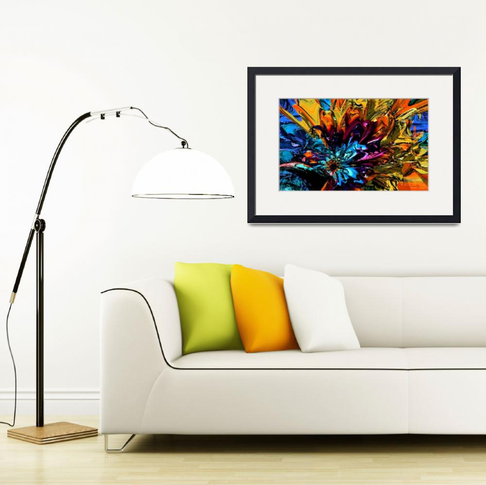 """""""A Little Splash of Color&quot  (2008) by kinnally"""
