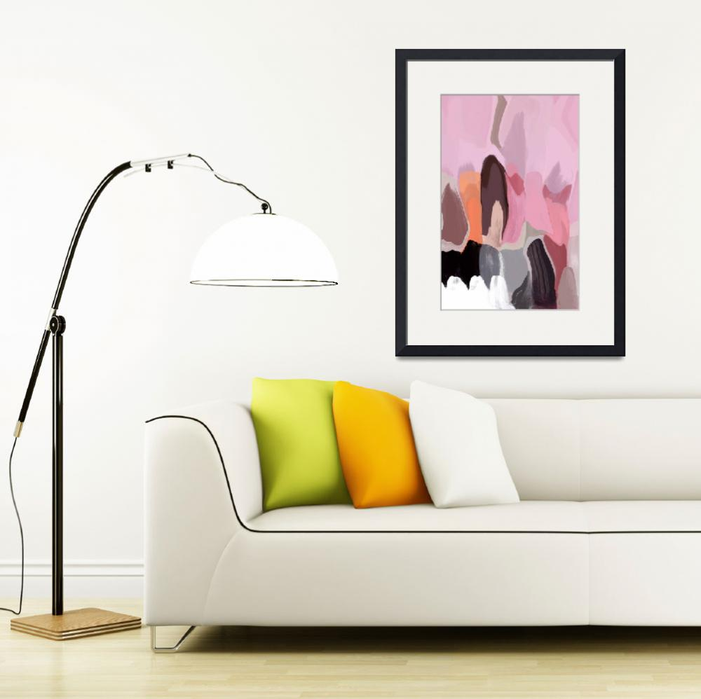 """""""Abstract Colorful Art""""  by Aneri"""