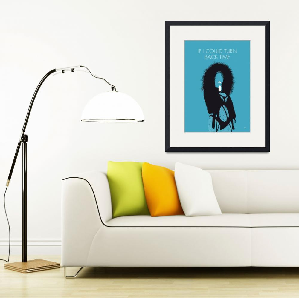 """No205 MY CHER Minimal Music poster&quot  by Chungkong"
