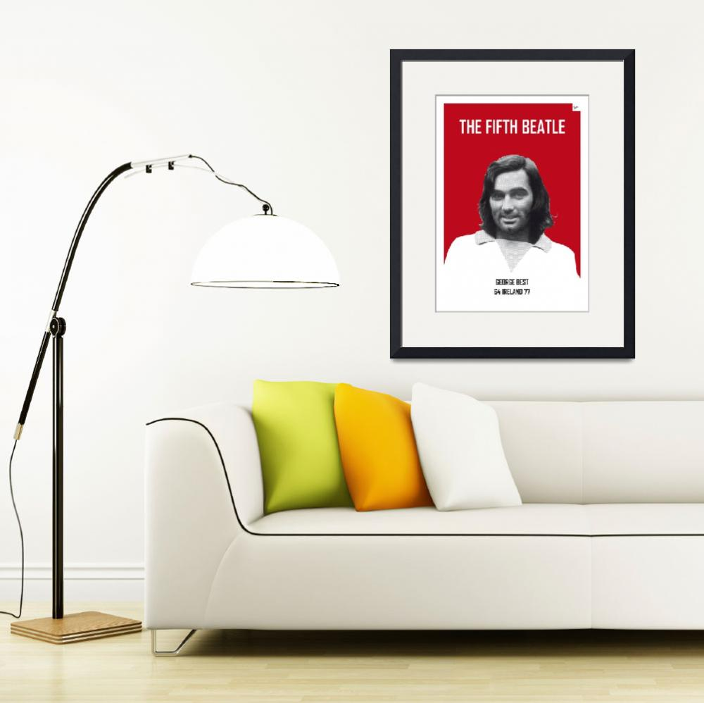 """""""My Best soccer legend poster&quot  by Chungkong"""