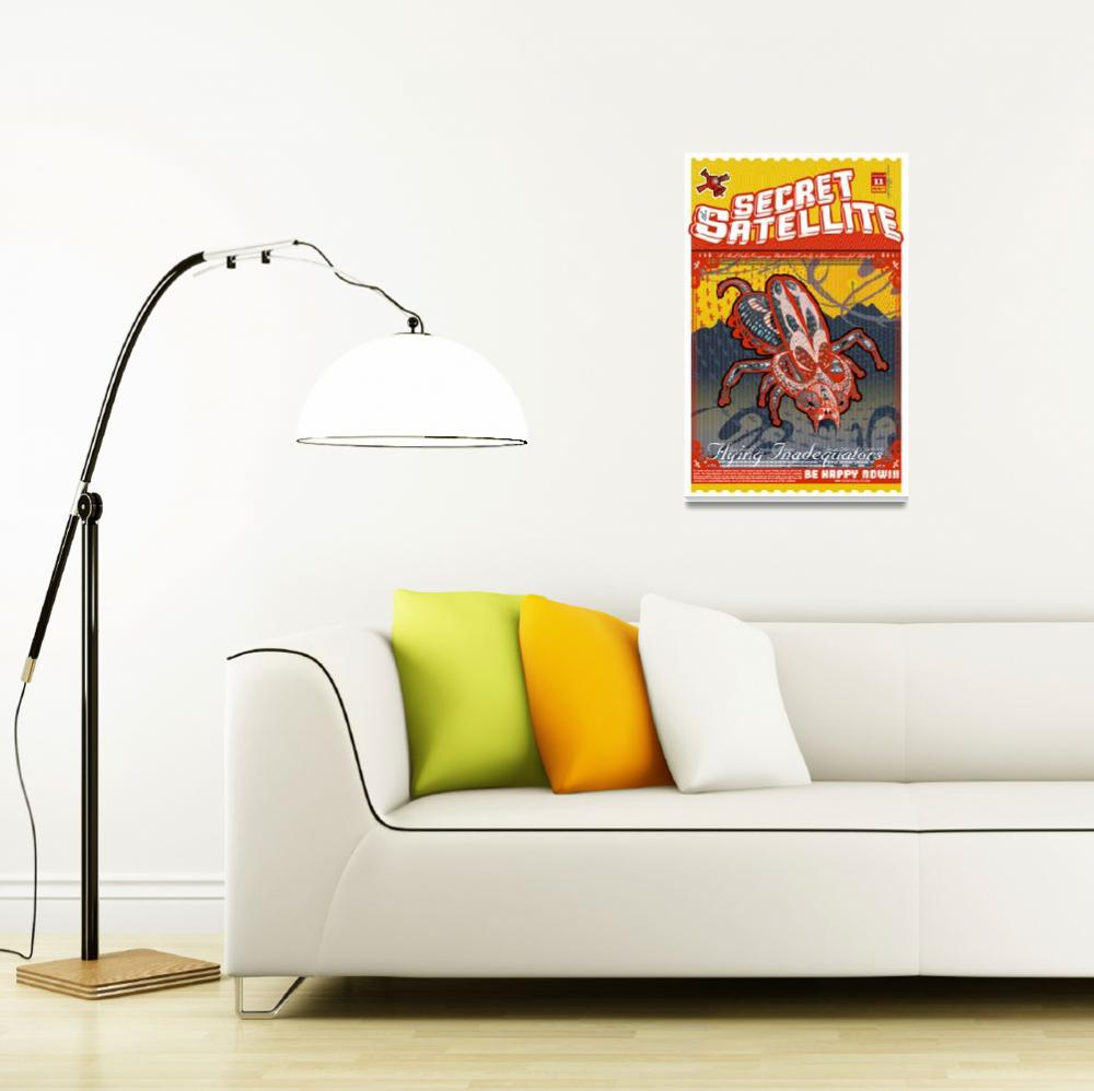 """""""The Secret Satellite Mail Order Flyer #11""""  by KristianOlson"""