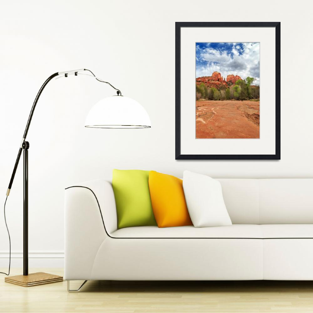 """""""Cathedral Rock Sedona&quot  (2016) by jameseddy"""