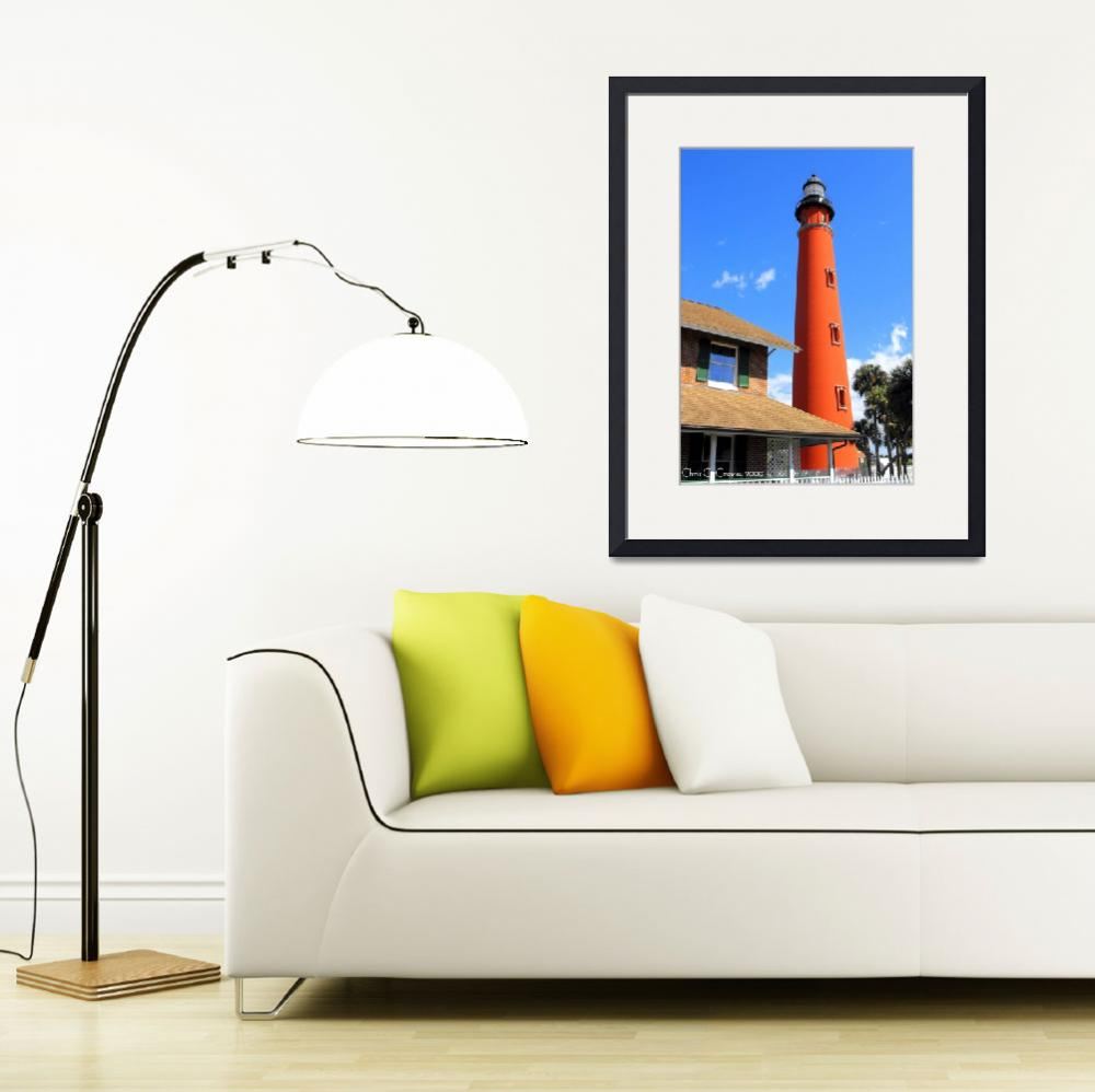 """Approaching the Lighthouse&quot  (2009) by ChrisCrowley"