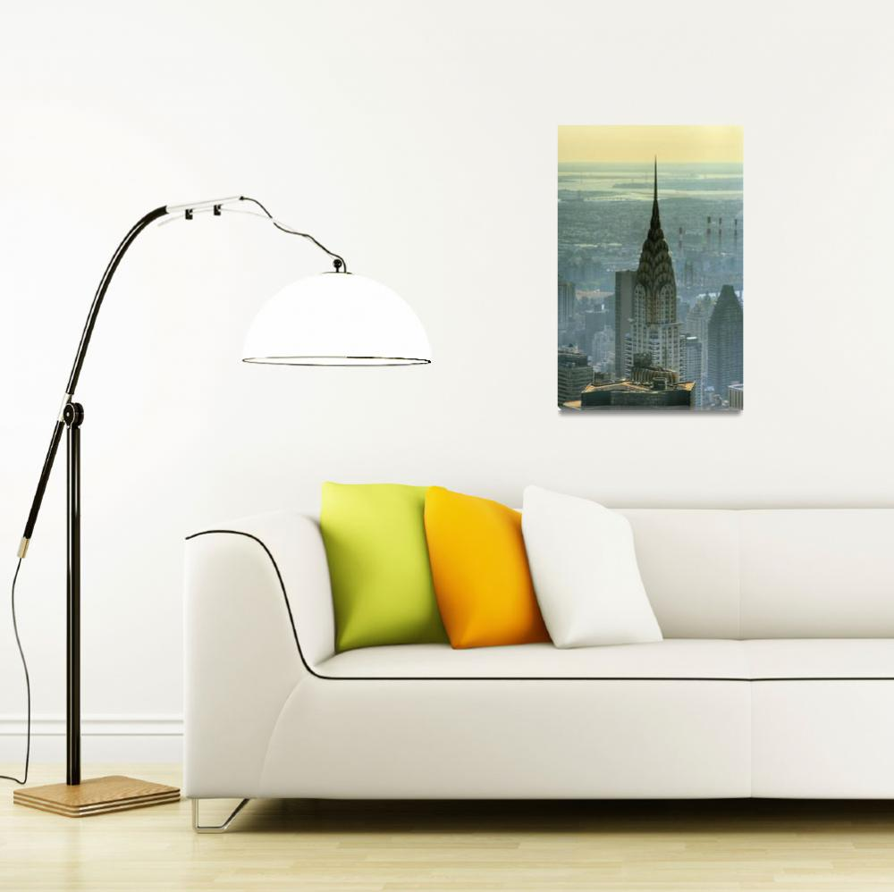 """""""Chrysler Building&quot  by TimKing"""