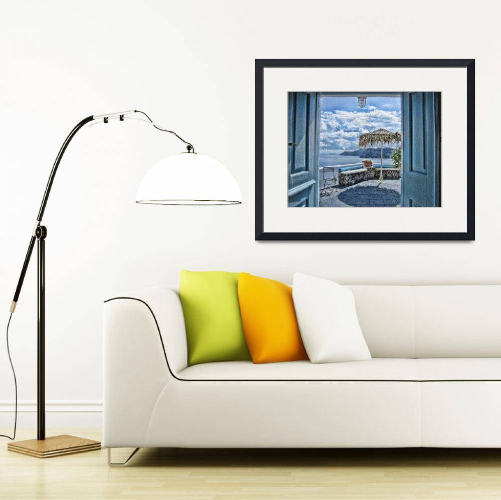 """""""Room with a view&quot  (2009) by artforcancer"""
