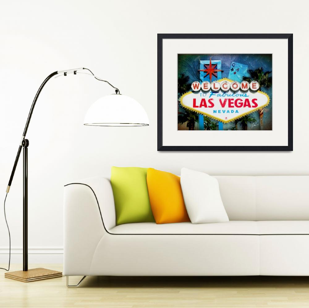 """Vegas!&quot  (2013) by Corinagallery"